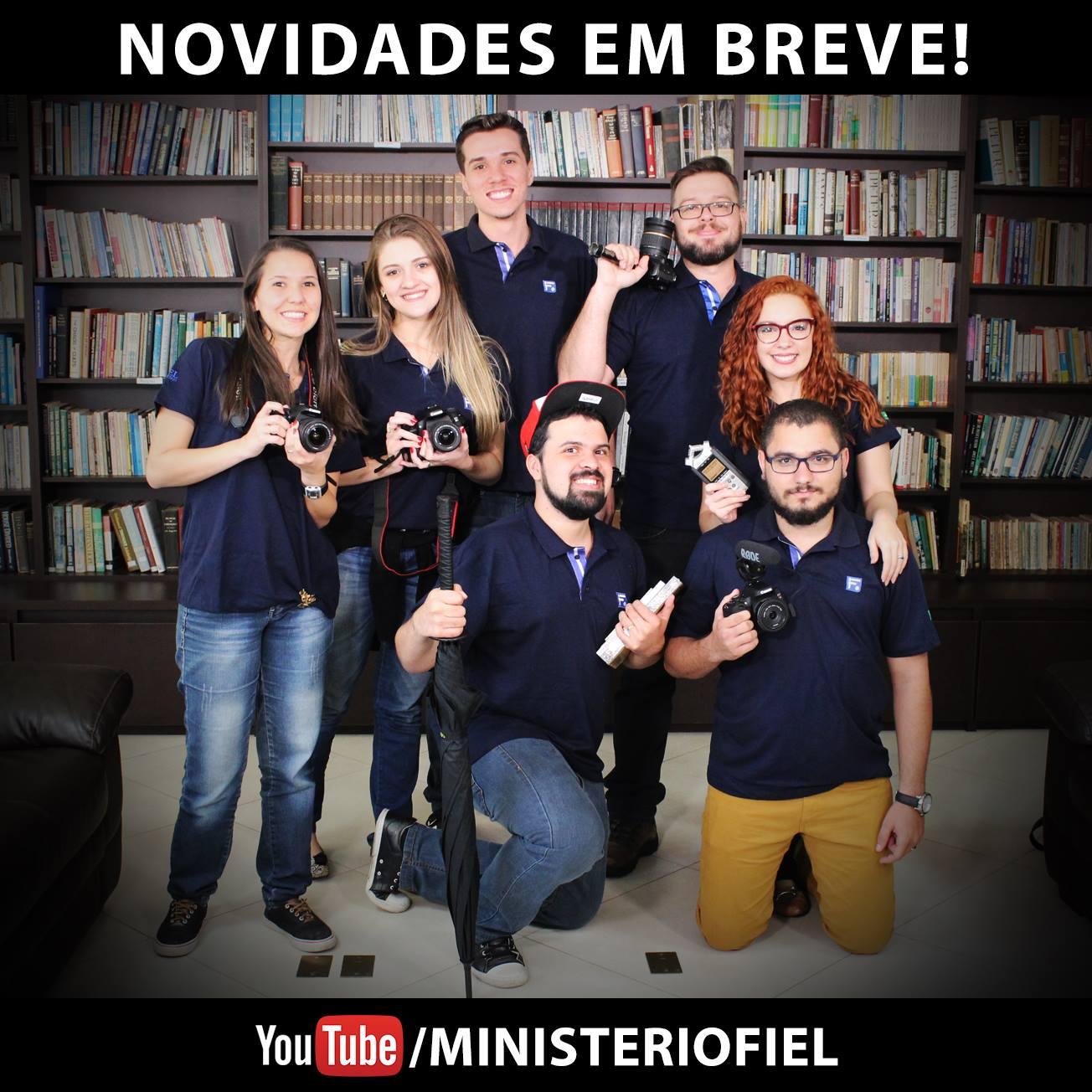 Ministério Fiel lança novos programas com YouTubers cristãos