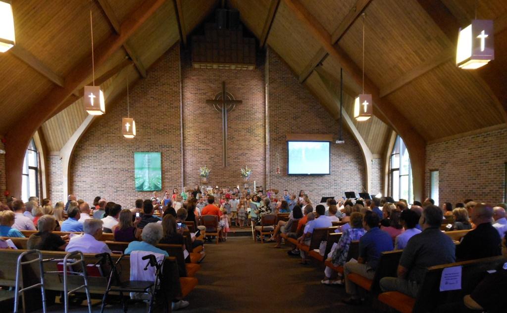 Então, criei eu minha igreja! À minha imagem e semelhança.