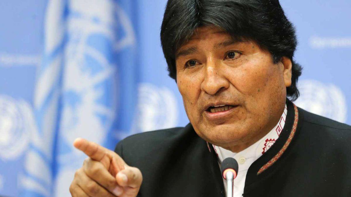 Evo Morales quer criminalizar o evangelismo na Bolívia