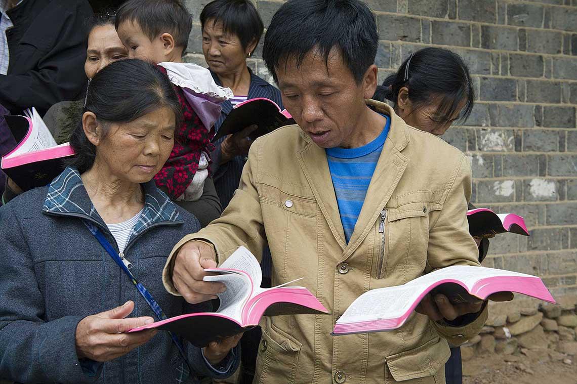 Governo chinês proíbe venda de bíblias em livrarias online