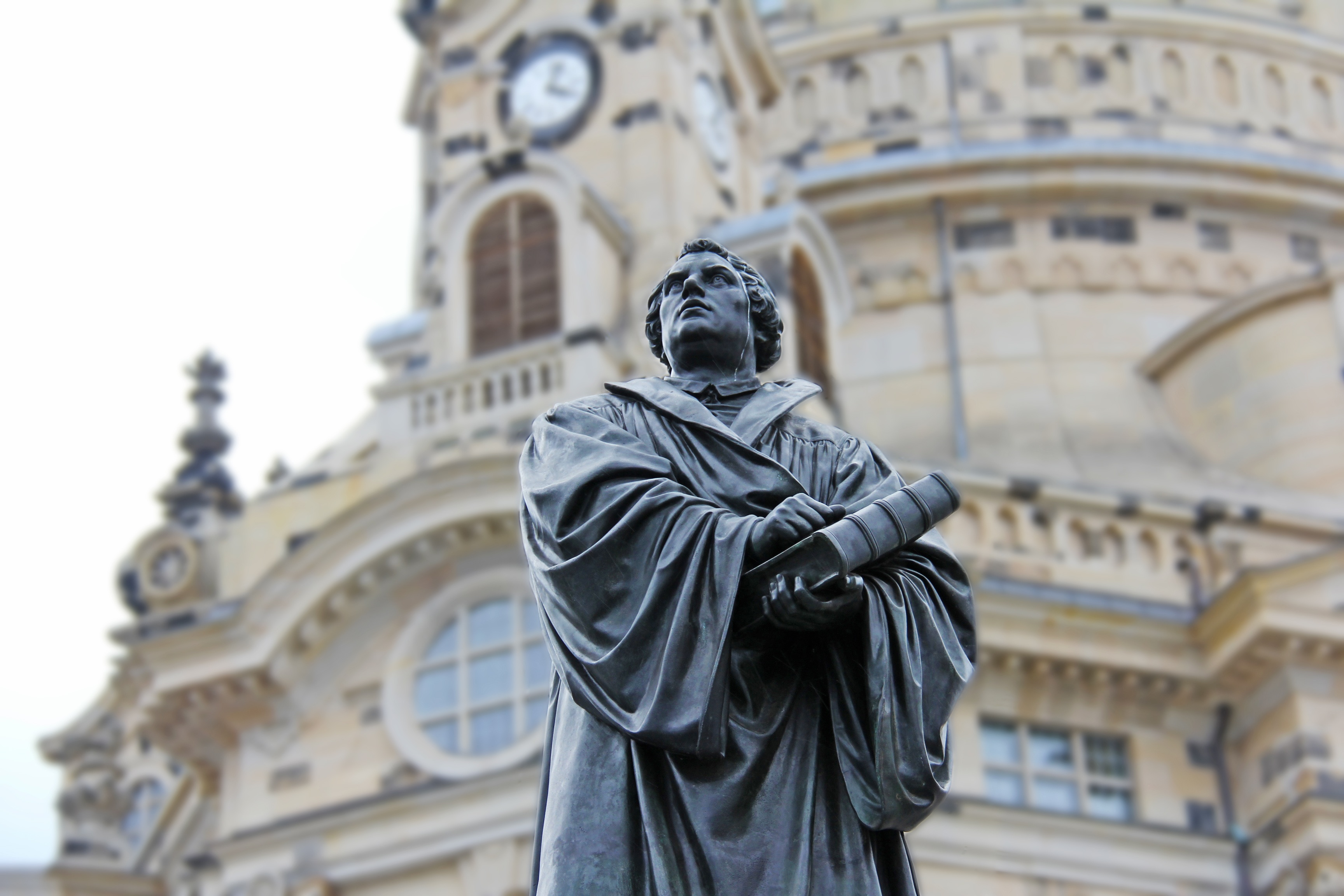 Lutero realmente provocou o secularismo?