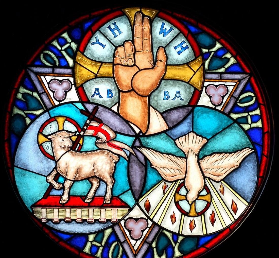 Há contradição na doutrina da Trindade?