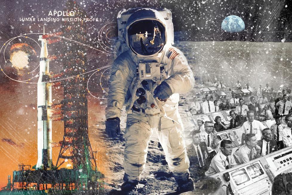 Apollo 11 e a grandiosidade de Deus